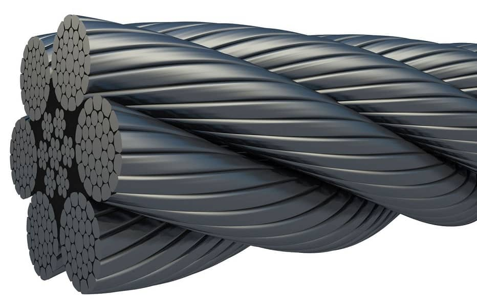 Authorosied wire-ropes-suppliers in India